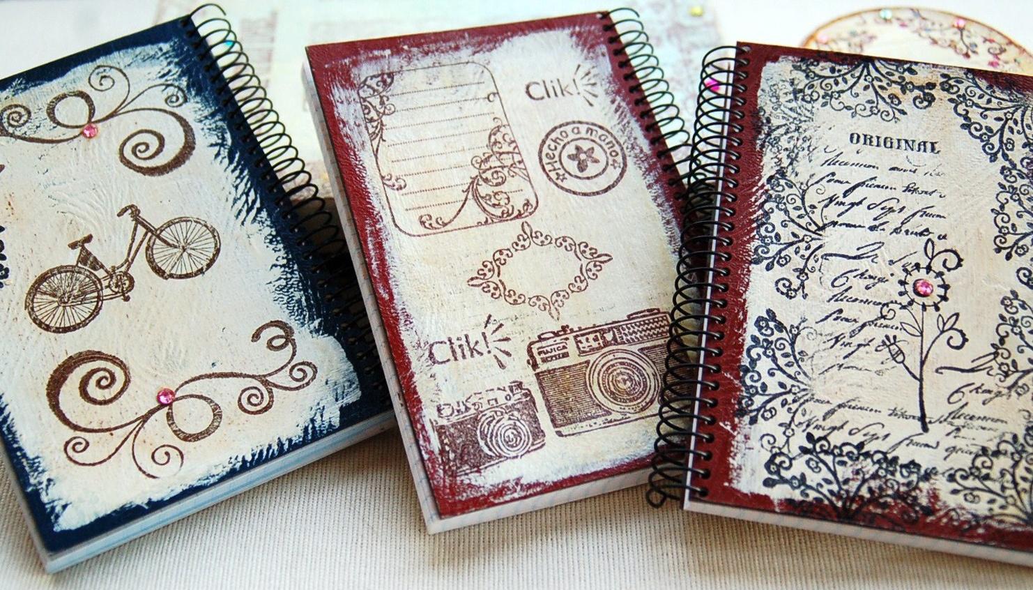 Proyecto Diy Decora Los Cuadernos De La Escuela Con Tus Hijos