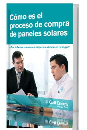 cómo es el proceso de compra de paneles solares